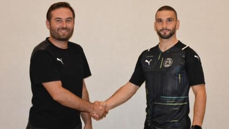 Transfer Haberleri: Nino Kouter, Manisa FK'da