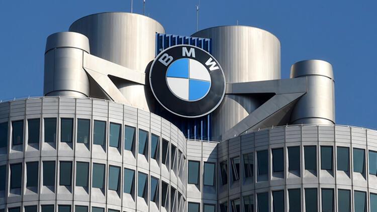 BMW'de üretim durdu, satışlar arttı