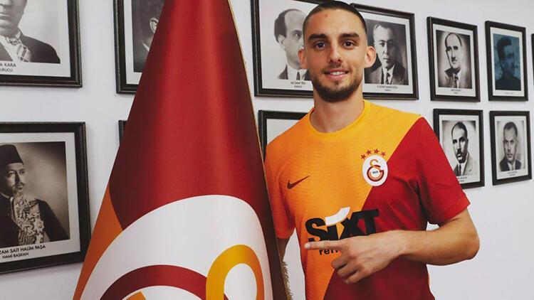 Berkan Kutludan transfer itirafı Galatasaray benimle ilgilenince...