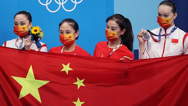 2020 Tokyo Olimpiyatları madalya sıralamasında Çin yine zirvede Türkiye geriledi...