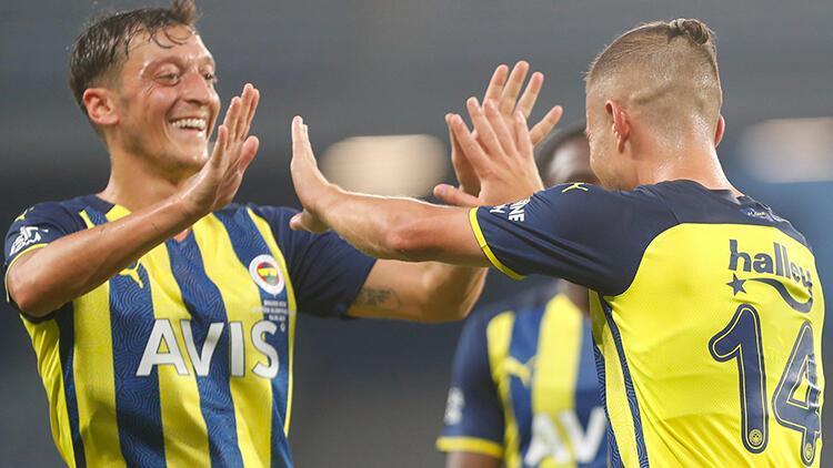 Fenerbahçe 1 - 1 Dinamo Kiev (Hazırlık maçı özeti ve golleri)