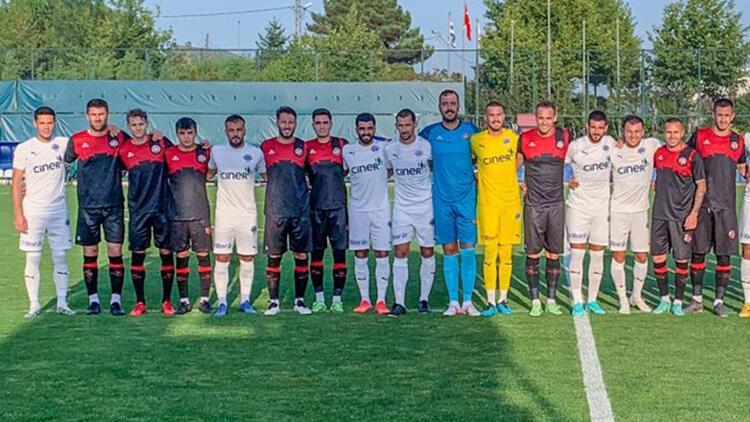 Kasımpaşa 5 - 1 VavaCars Fatih Karagümrük (Hazırlık maçı)