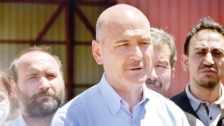 Kılıçdaroğluna yanıt: Bu yıl 253 bin geçiş önlendi