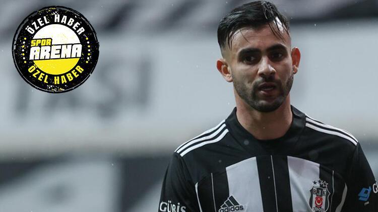 Son Dakika: Beşiktaştan kıyasıya Ghezzal pazarlığı Leicester ile aradaki fark...
