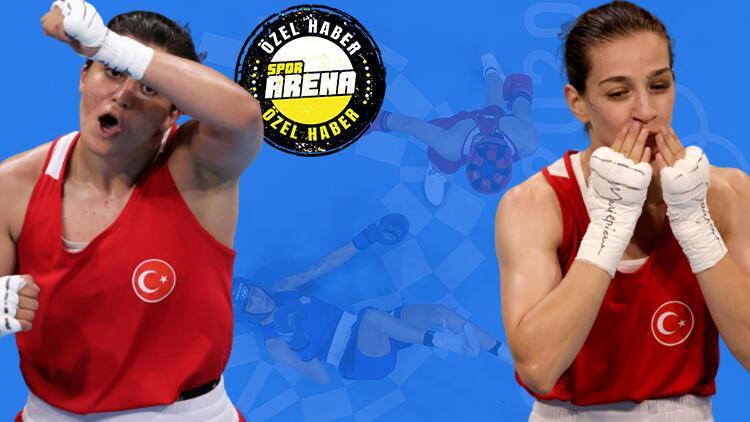 Son Dakika: Efsane boksör, Tokyo 2020de tarih yazan Buse Naz Çakıroğlu ve Busenaz Sürmeneliyi anlattı Yumrukları 1 ton