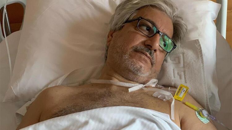 Süha Uygur ameliyat oldu