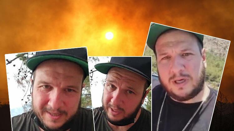 Şahan Gökbakardan yangınla mücadelede provokasyon uyarısı