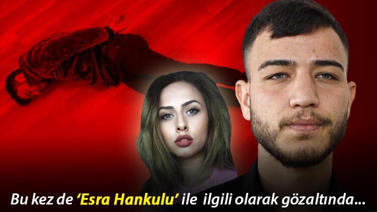 Son dakika: Yine Ümitcan Uygun yine olay Bu kez de Esra Hankulunun ölümüyle ilgili gözaltında...