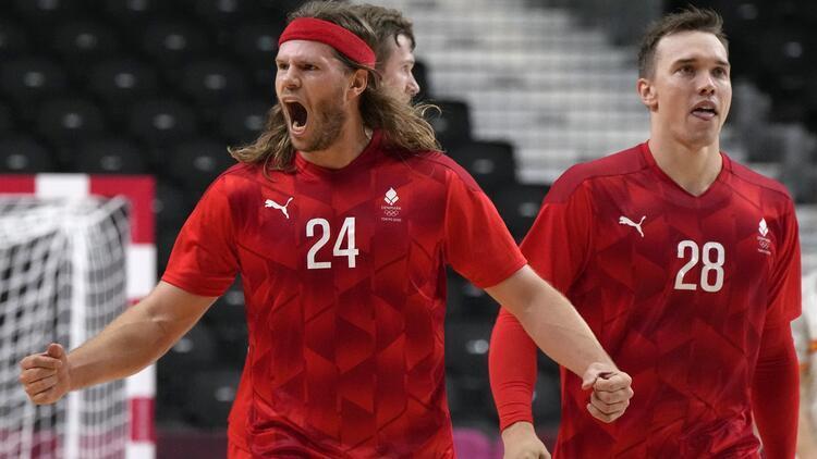Tokyo 2020 Haberleri: Erkekler hentbolda Fransanın finaldeki rakibi Danimarka