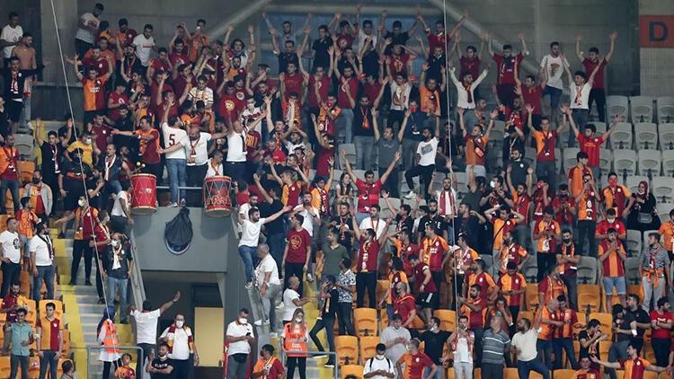Galatasaraydan St. Johnstone maçı öncesi taraftara uyarı Dava açılacak