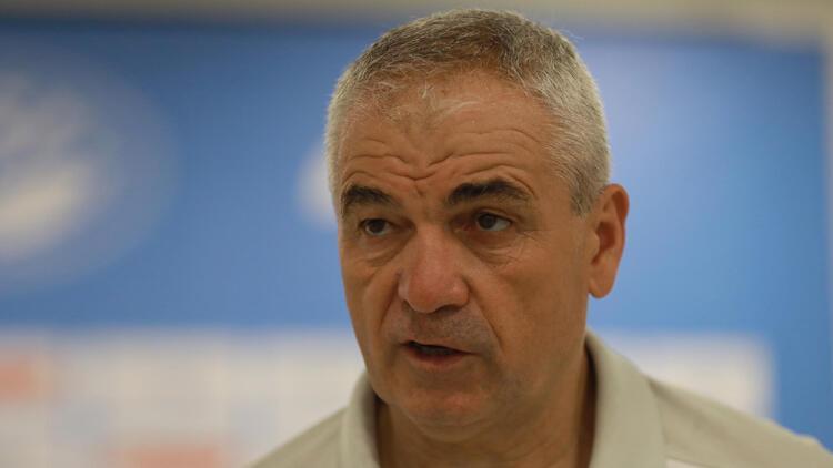 Demir Grup Sivasspor Teknik Direktörü Rıza Çalımbaydan galibiyet sözleri