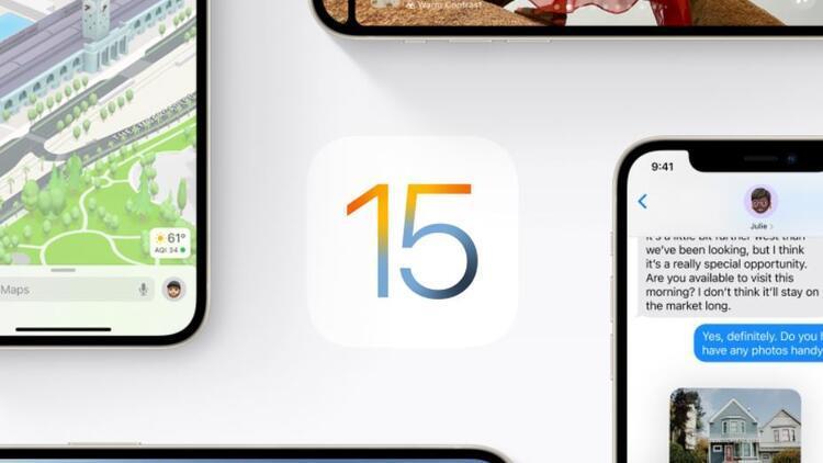 İOS 15 ne zaman gelecek İOS 15 hangi telefonlara yüklenebilecek