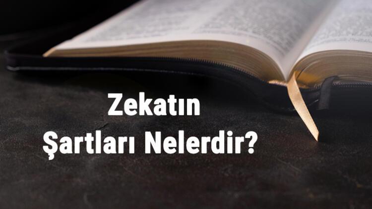 Zekatın Şartları Nelerdir Zekatın Yükümlülük Ve Geçerlilik Şartları