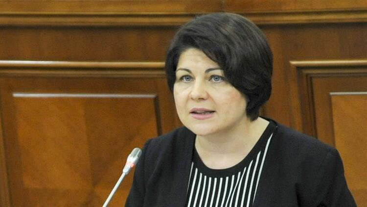 Moldovanın yeni Başbakanı Natalya Gavrilitsa oldu