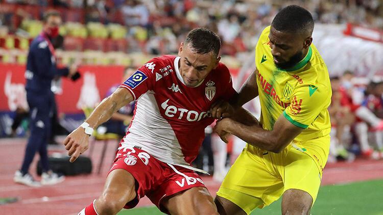 Monaco, sezonun açılış maçında Nantes ile berabere kaldı