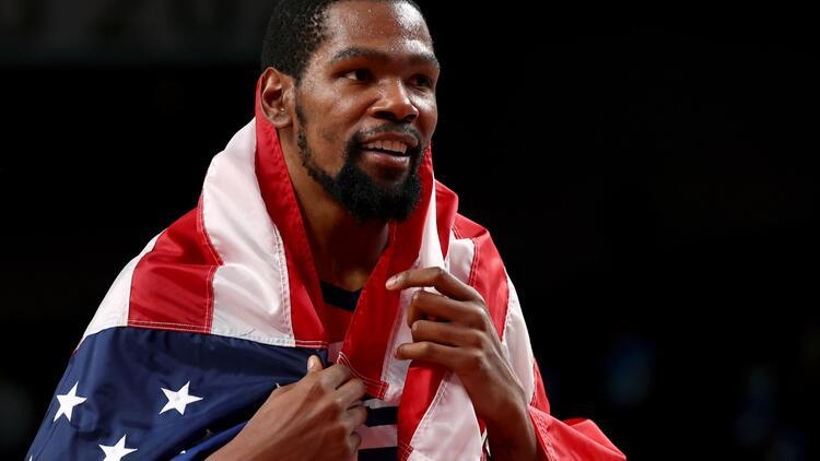 Kevin Durant, Tokyo 2020de olimpiyat tarihine geçti