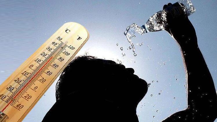 Türkiyede hava sıcaklıklarında yükseliş... 1,8 derece arttı