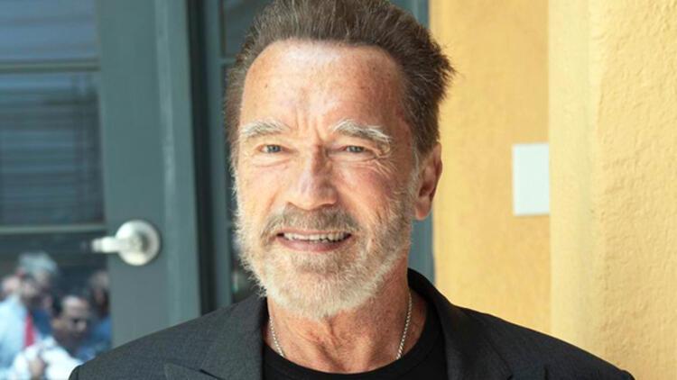 Arnold Schwarzenegger: Çok param var çalışmak zorunda değilim