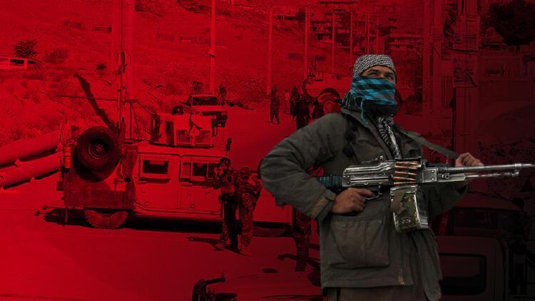 Son dakika... Taliban, 5 kentin kontrolünü ele geçirdi