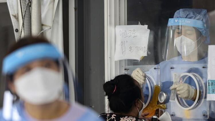 Güney Kore salgında vaka rekoru kırdı