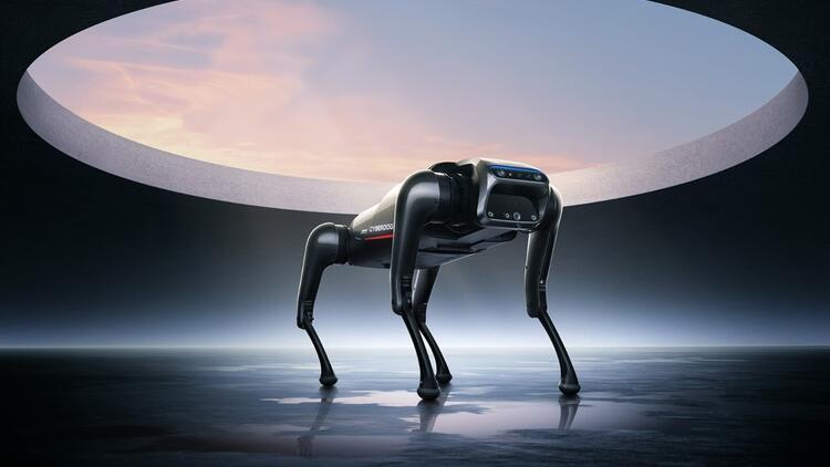 Xiaomi, açık kaynaklı robot CyberDogu tanıttı