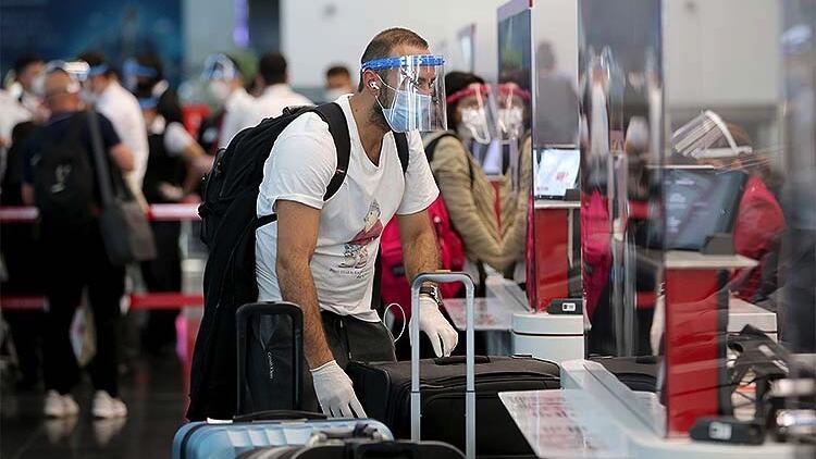 Flaş adım Türkiyeye bu 6 ülkeden gelenlere karantina oteli şartı