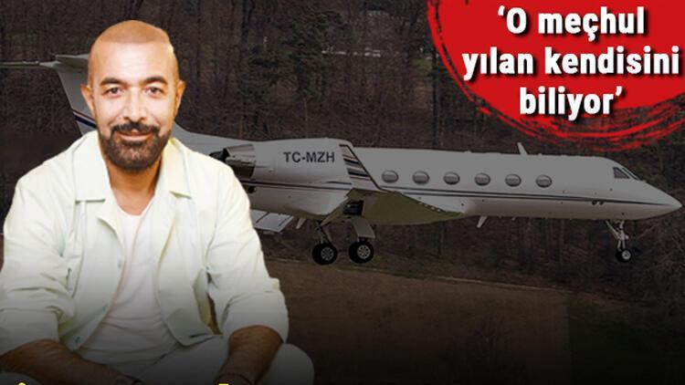"""Cengiz İmren """"Yılan""""ı 9 milyonluk jette tanıttı"""