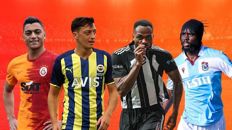 Süper Lig yarın başlıyor Misli.com 4 büyükleri sizler için özel olarak inceledi...