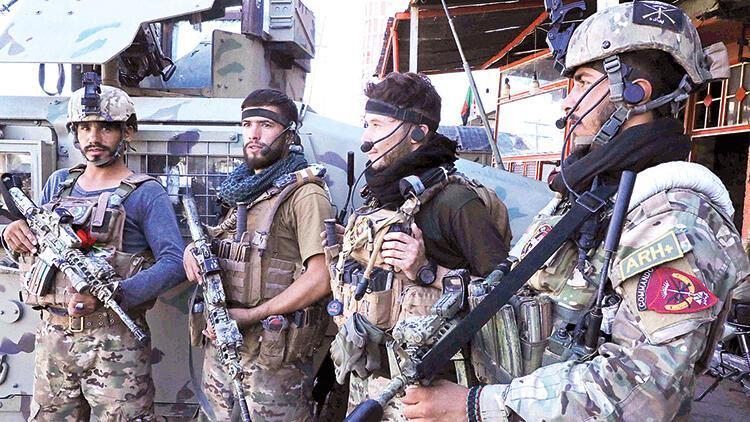Afgan ordusu niye savaşmıyor