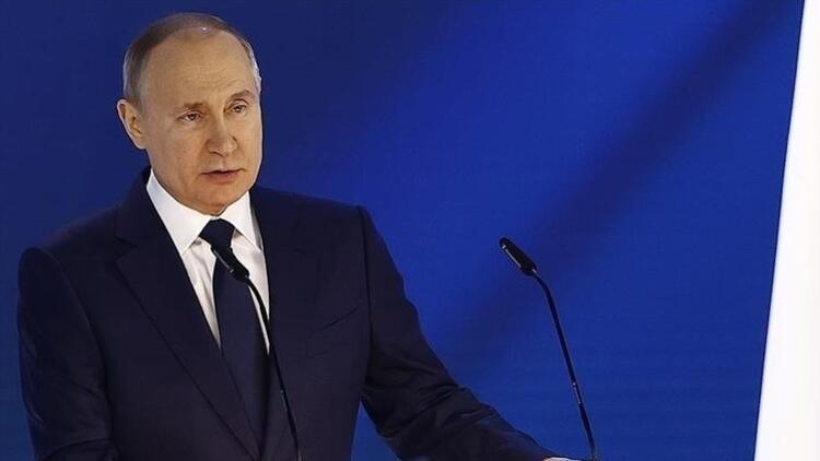 Putinden doğal afet uyarısı