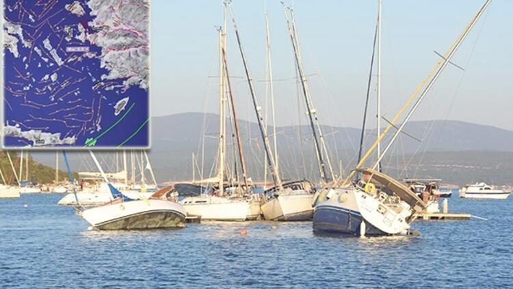 Marmara, Ege ve Akdeniz bölgelerinde tsunami riski... 'Kıyılarda 6,5 büyüklüğünde deprem olursa...'