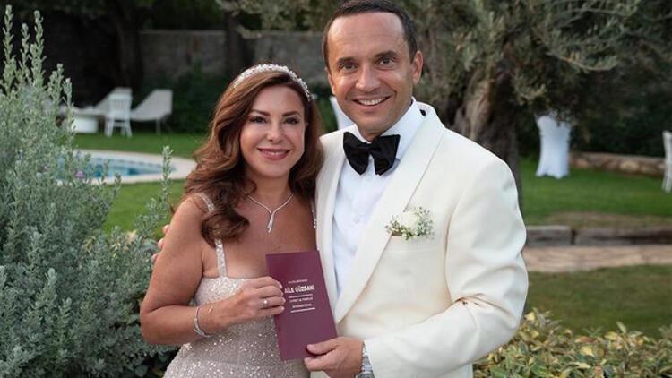 Aylin Livaneli ile Kaan Ünver evlendi