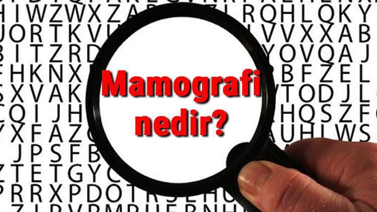 Mamografi nedir, nasıl çekilir Mamografi ne zaman ve neden çekilir