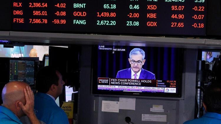 Piyasalar Powellın açıklamaları ile yoğun veri gündemine odaklandı