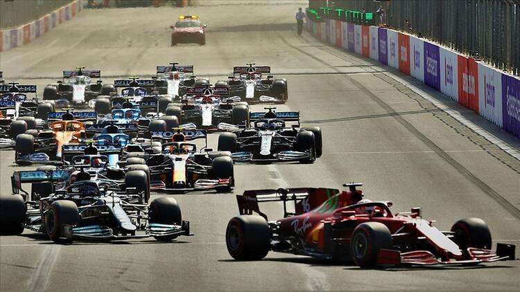 Japonya Grand Prix yapılmayacak mı Formula 1 bu hafta neden yok F1 Japonya Grand Prixsi karar verildi...
