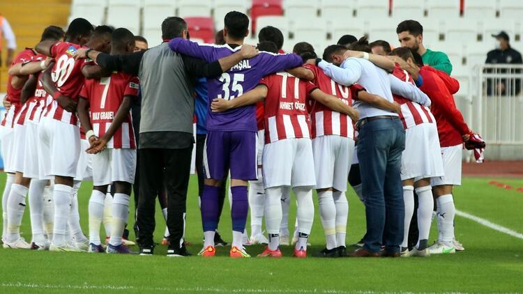 Sivasspor, Konferans Ligi play-off turu ilk maçında FC Kopenhagı konuk edecek