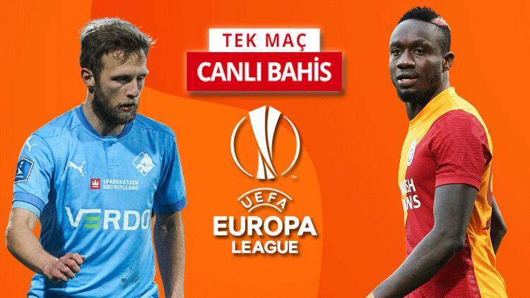 Galatasaray, Danimarkaya 12 eksikle gitti Marcao krizinde son durum, Randersın iddaa oranı...