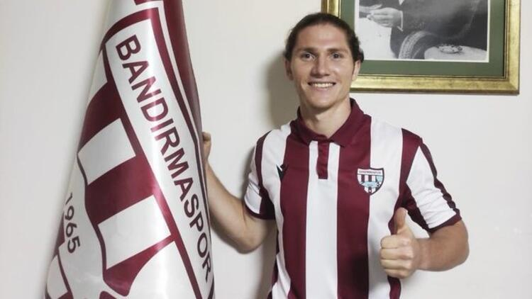Transfer Haberleri: Mehmet Özcan, Bandırmasporda