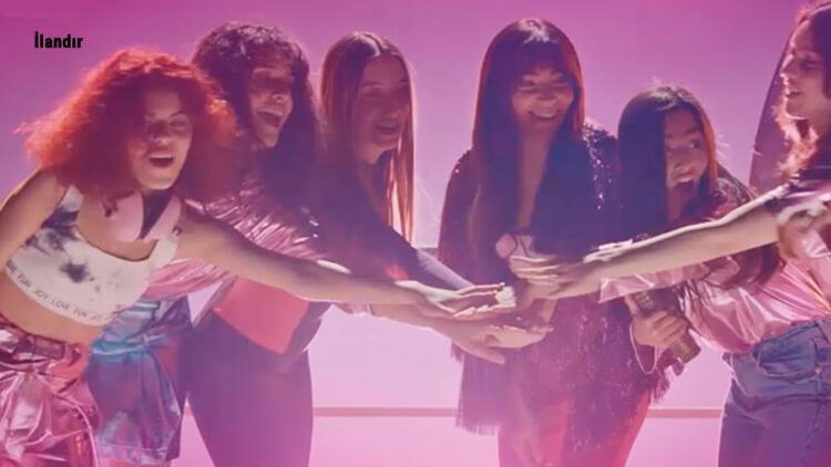 500 Bin Genç Kadın Elidor İle 'Kendi Yolumuzda' Diyor