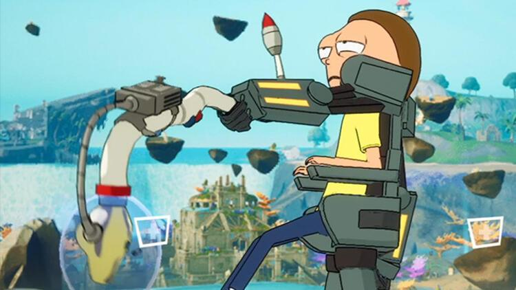 Fortnite'a bir Rick and Morty kostümü daha gelecek