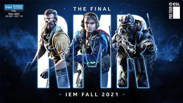 IEM Fall RMR turnuvaları altı bölgede başlıyor