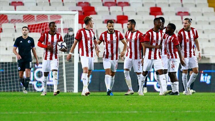 Kopenhag Demir Grup Sivasspor maçı ne zaman Tüm gözler rövanş karşılaşmasında