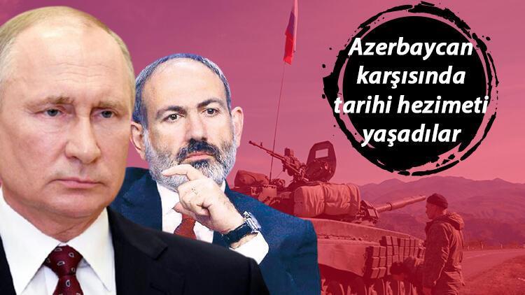 Ermenistandan itiraf gibi açıklama: Rusyadan silah alıyoruz