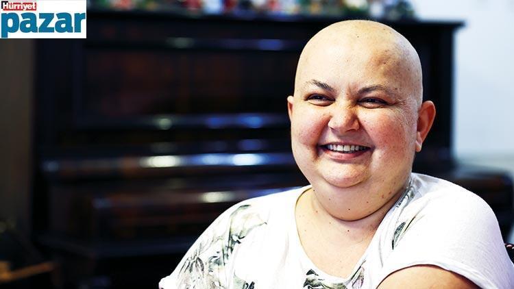 Canan Perdahlı: İyi ki kanser olmuşum Bu hayat bana çok şey öğretti