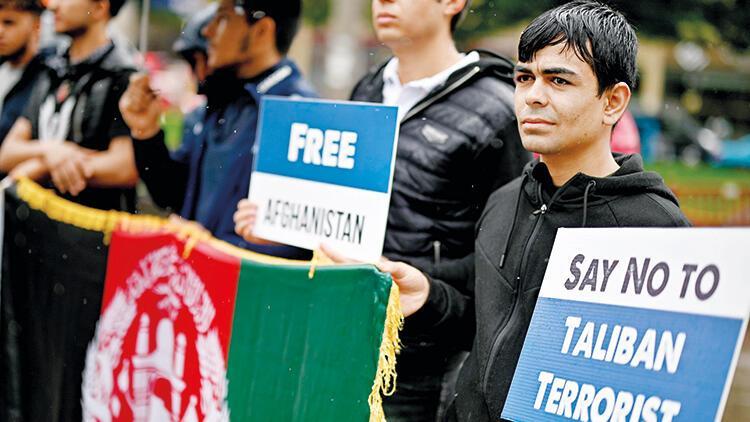 Dünyadan Taliban'la 'işbirliği' mesajları