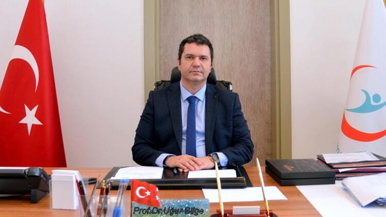 Eskişehir İl Sağlık Müdürü Prof. Dr. Bilge, delta varyantına dikkati çekerek koronavirüs aşı çağrısı yaptı