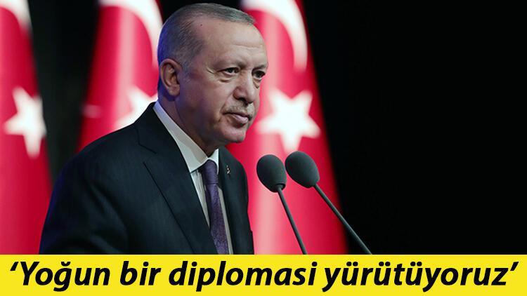 Son dakika: Cumhurbaşkanı Erdoğandan Afganistan açıklaması