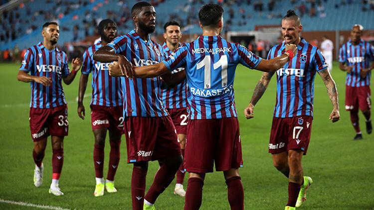 Trabzonspor 2 - 1 Sivasspor (Maç özeti)