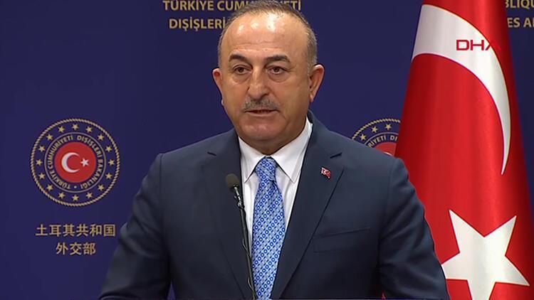 Son dakika: Bakan Çavuşoğlu'ndan flaş açıklamalar