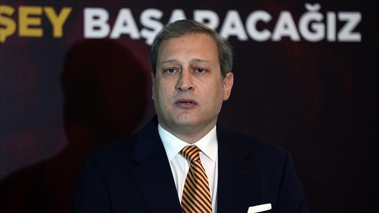 Son Dakika: Galatasarayda Başkan Burak Elmas, PFDKya sevk edildi